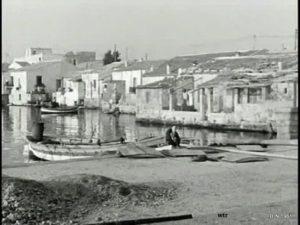 Il lungomare nel 1961