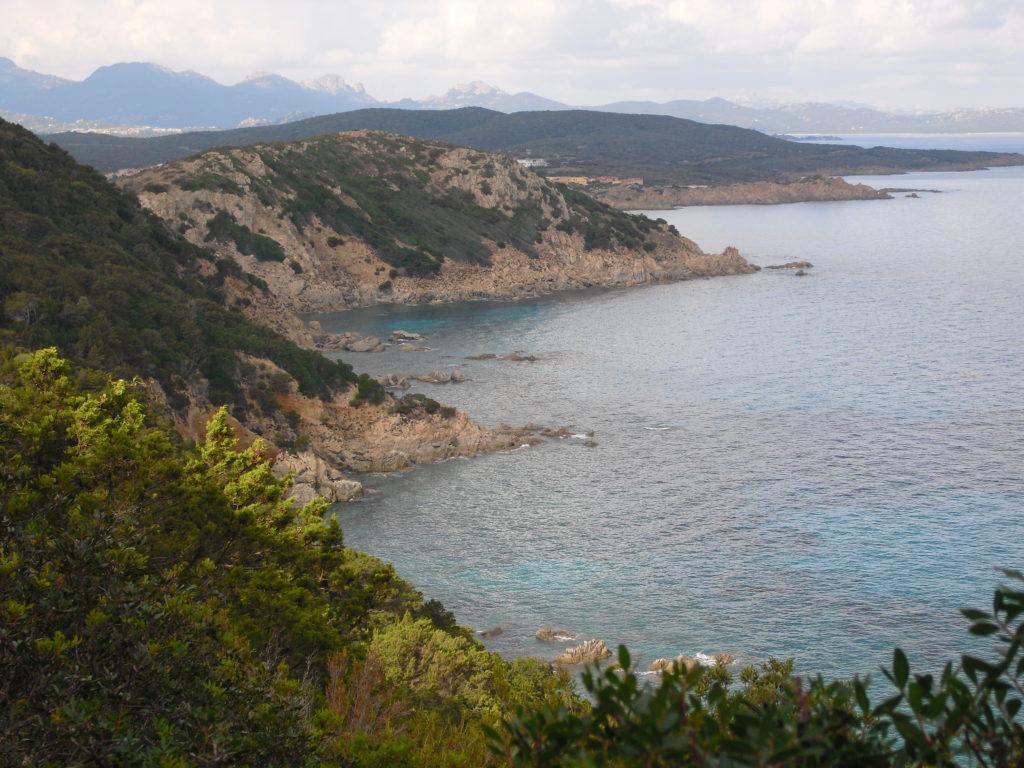 Costa Nord di Capo Figari