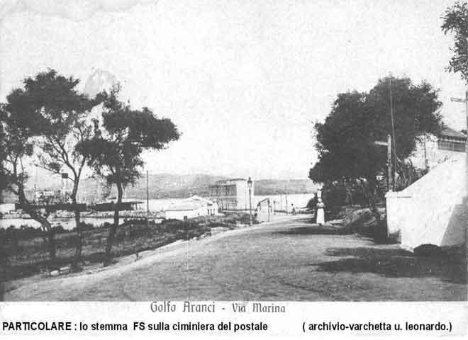 Golfo Aranci Via Marina