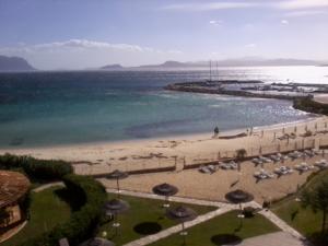 Spiaggia Baia Caddinas