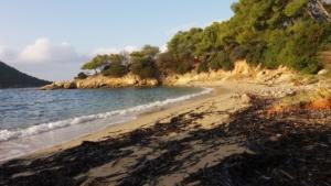 Seconda spiaggia di Cala Moresca