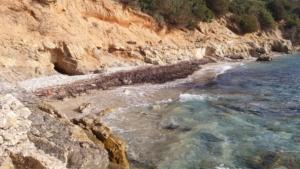 Terza spiaggia di Cala Moresca
