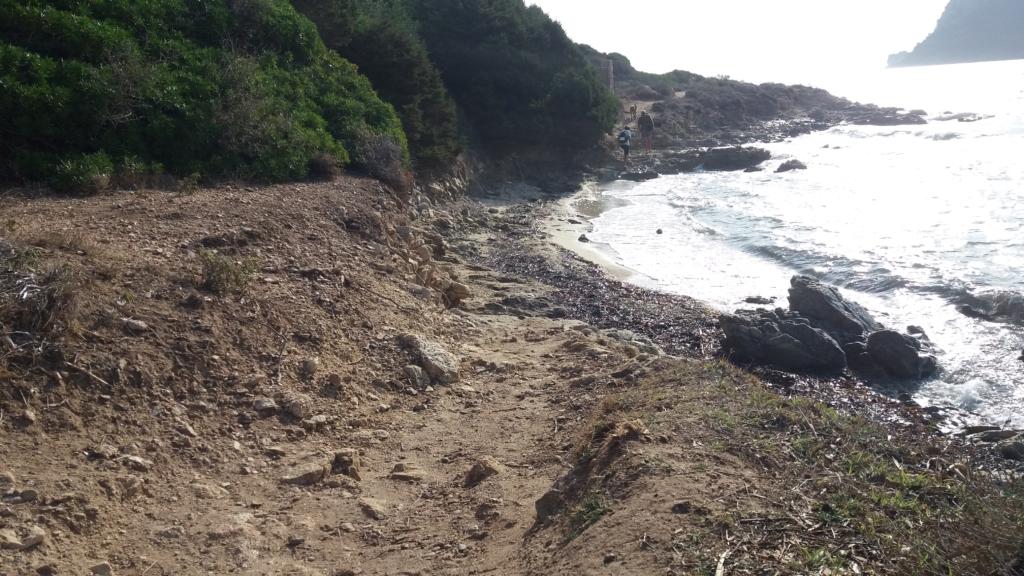 Quinta spiaggia di Cala Moresca