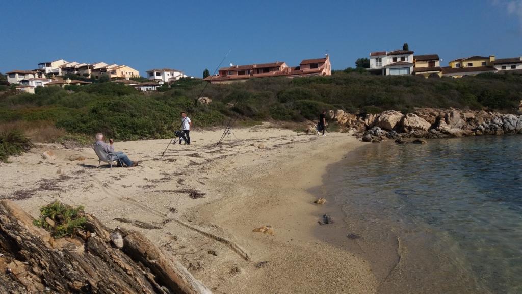 Spiaggia di Cala Delfino