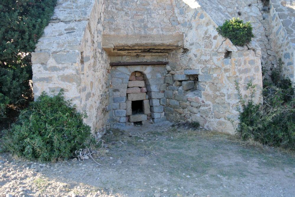 Forno di Cala Moresca