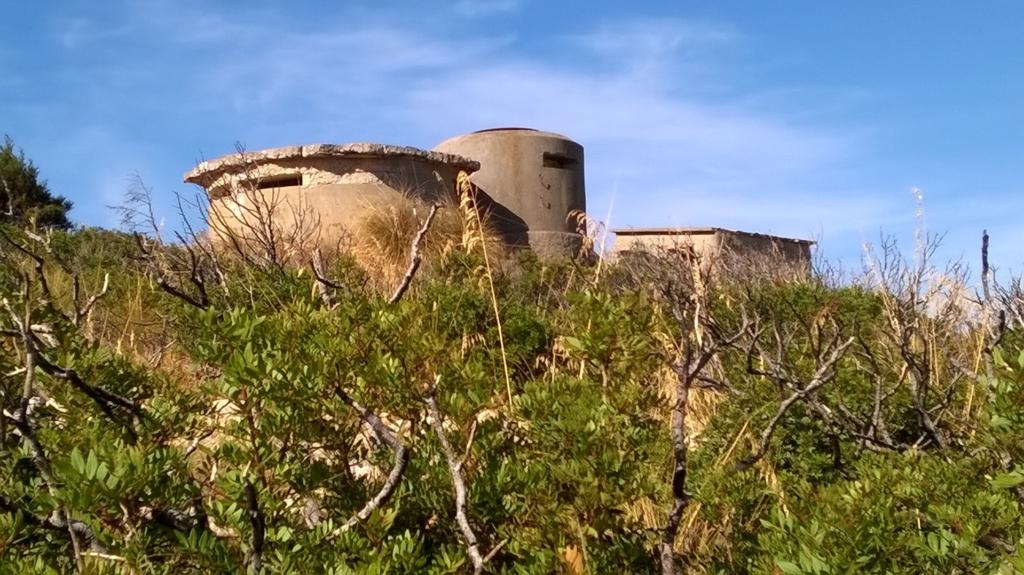 Batteria Costiera Luigi Serra