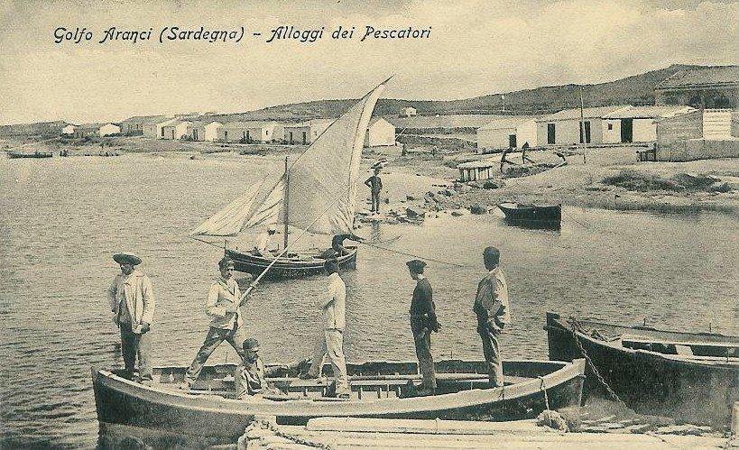 Golfo Aranci Alloggi dei Pescatori