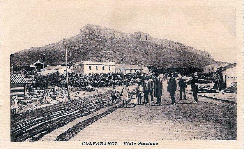 Golfo Aranci Viale Stazione