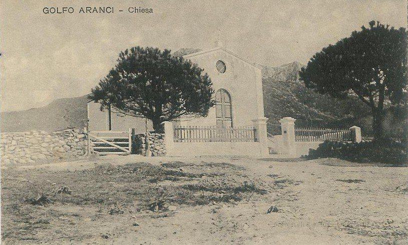 Golfo Aranci Chiesa antica di San Giuseppe