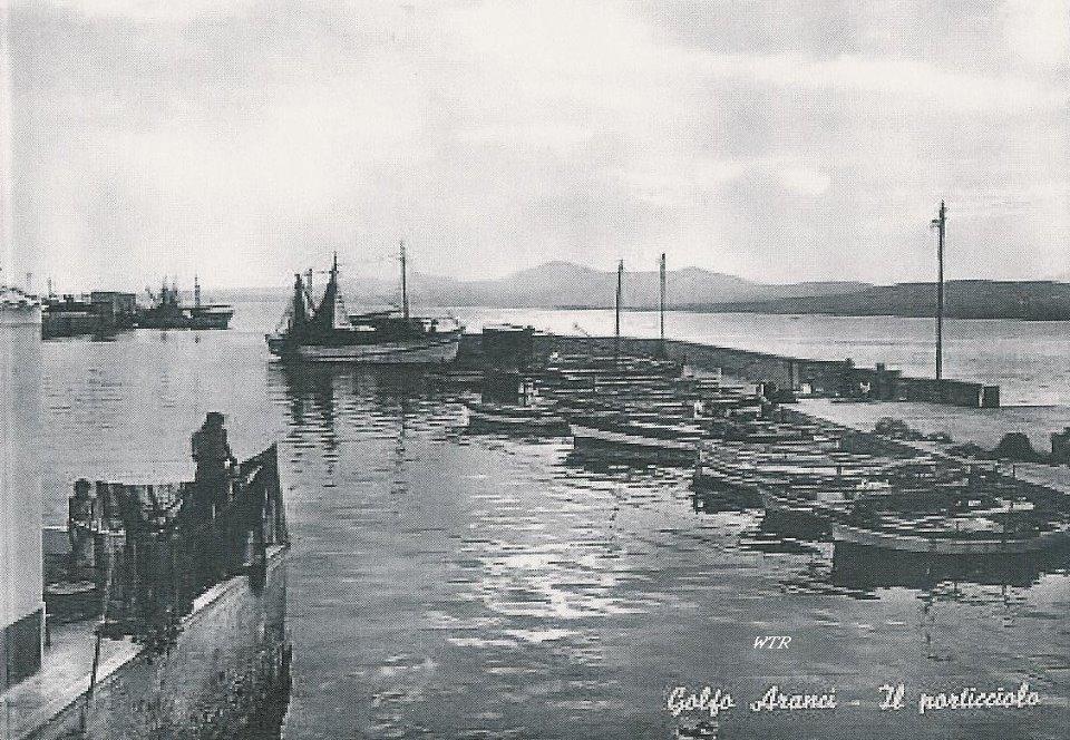Golfo Aranci Porto Pescatori