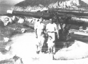 Batteria Costiera di Luigi Serra