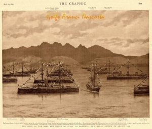 I Reali a Golfo degli Aranci