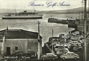 Golfo Aranci Porto