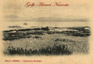 Golfo Aranci panorama generale