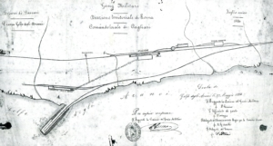 Golfo Aranci porto 1884