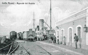 Golfo Aranci porto primi novecento