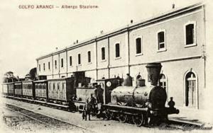 Golfo Aranci Stazione