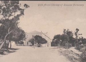 Stazione ferroviaria 1909